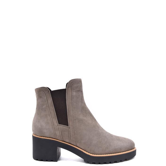 Hogan Women's Boot Grey 264131 - grey 37.5