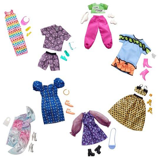 Barbie Fashion Klessett Multipack