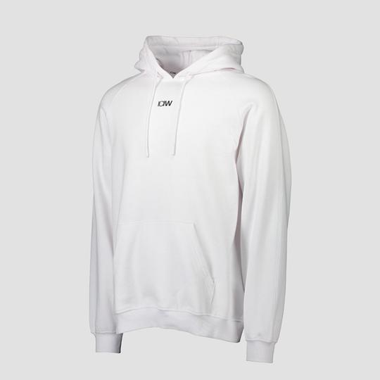 Essential Hoodie Loose Fit, White