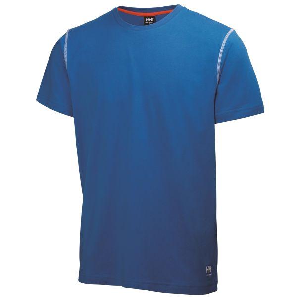 Helly Hansen Workwear 79024-530 T-paita sininen S