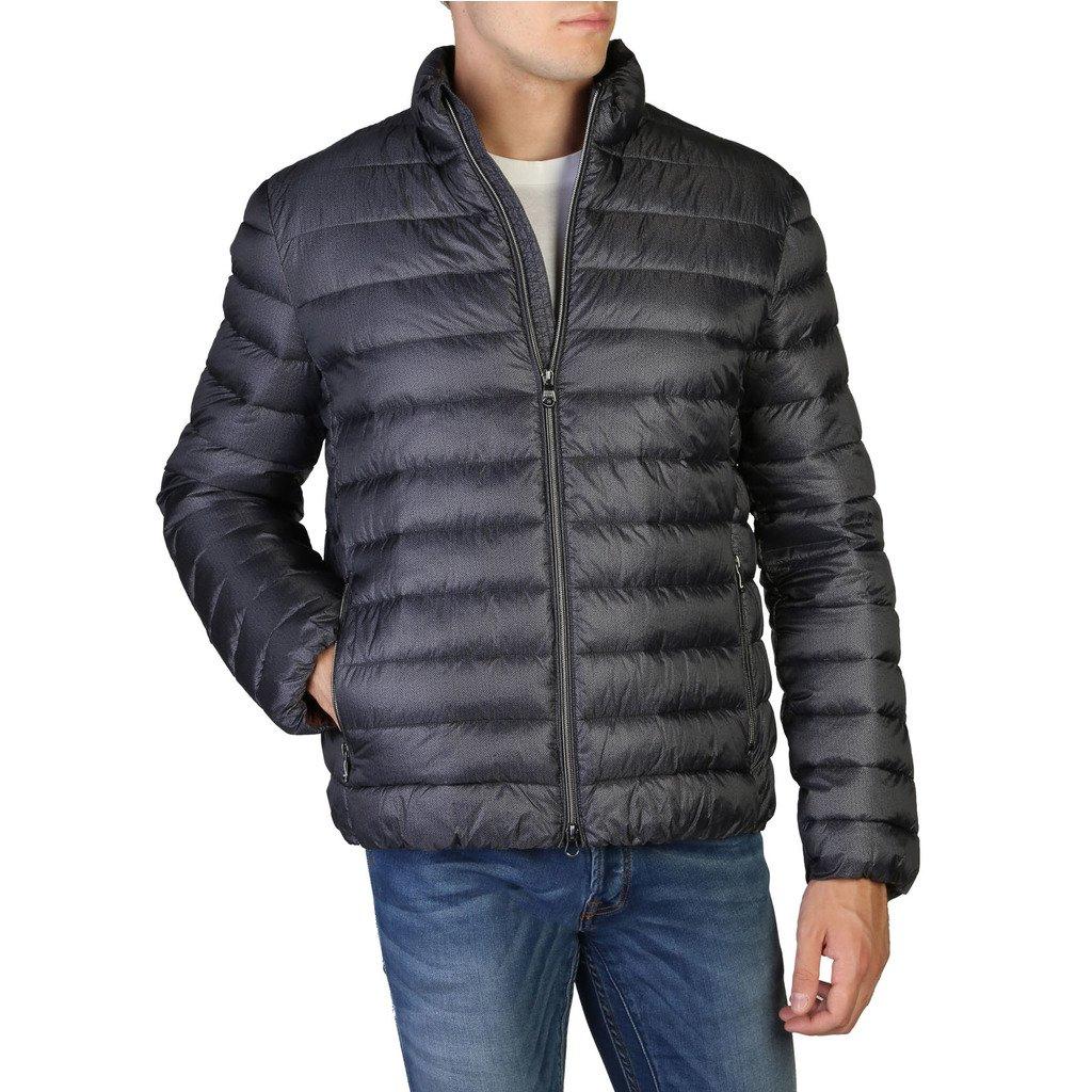 Geox Men's Jacket Grey M8428FTF258 - grey 46