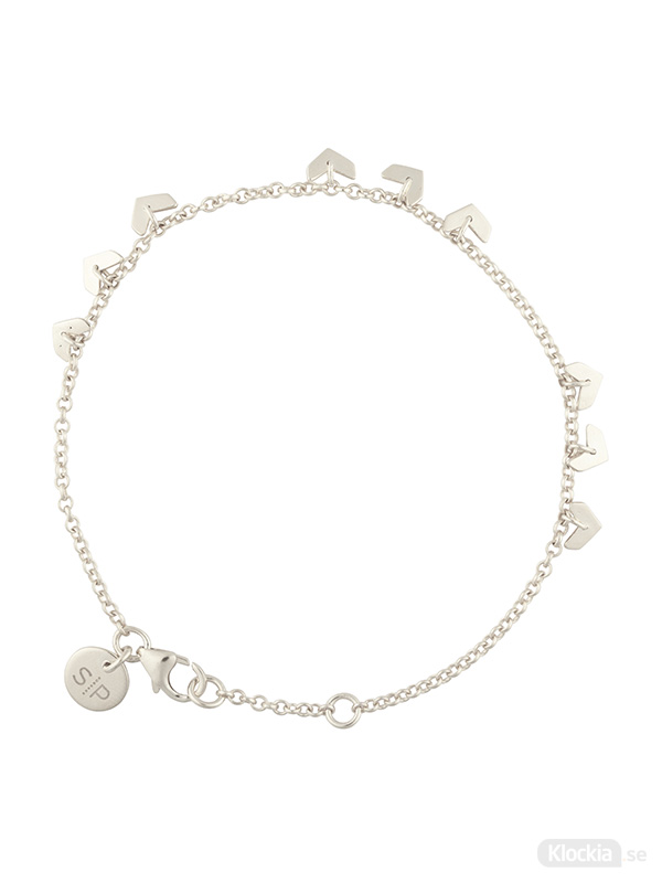 Syster P Armband Layers Bianca - Silver BS1205