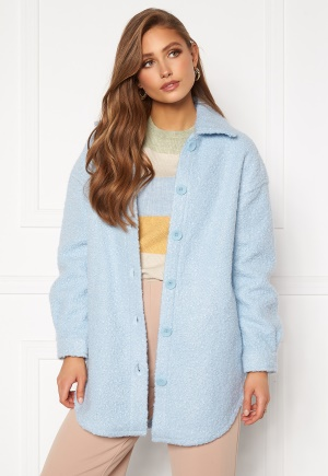 ONLY Piper Shacket Cashmere Blue XS