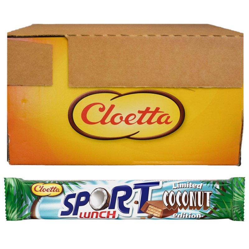 Sportlunch Coconut 30kpl - 75% alennus