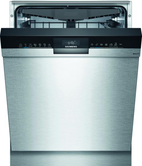 Siemens Sn45zs70cs Iq500 Underbygg. Diskmaskin - Rostfritt Stål
