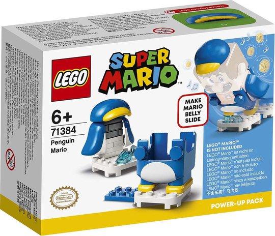 LEGO Super Mario 71384 Power-Up-pakken Pingvin-Mario