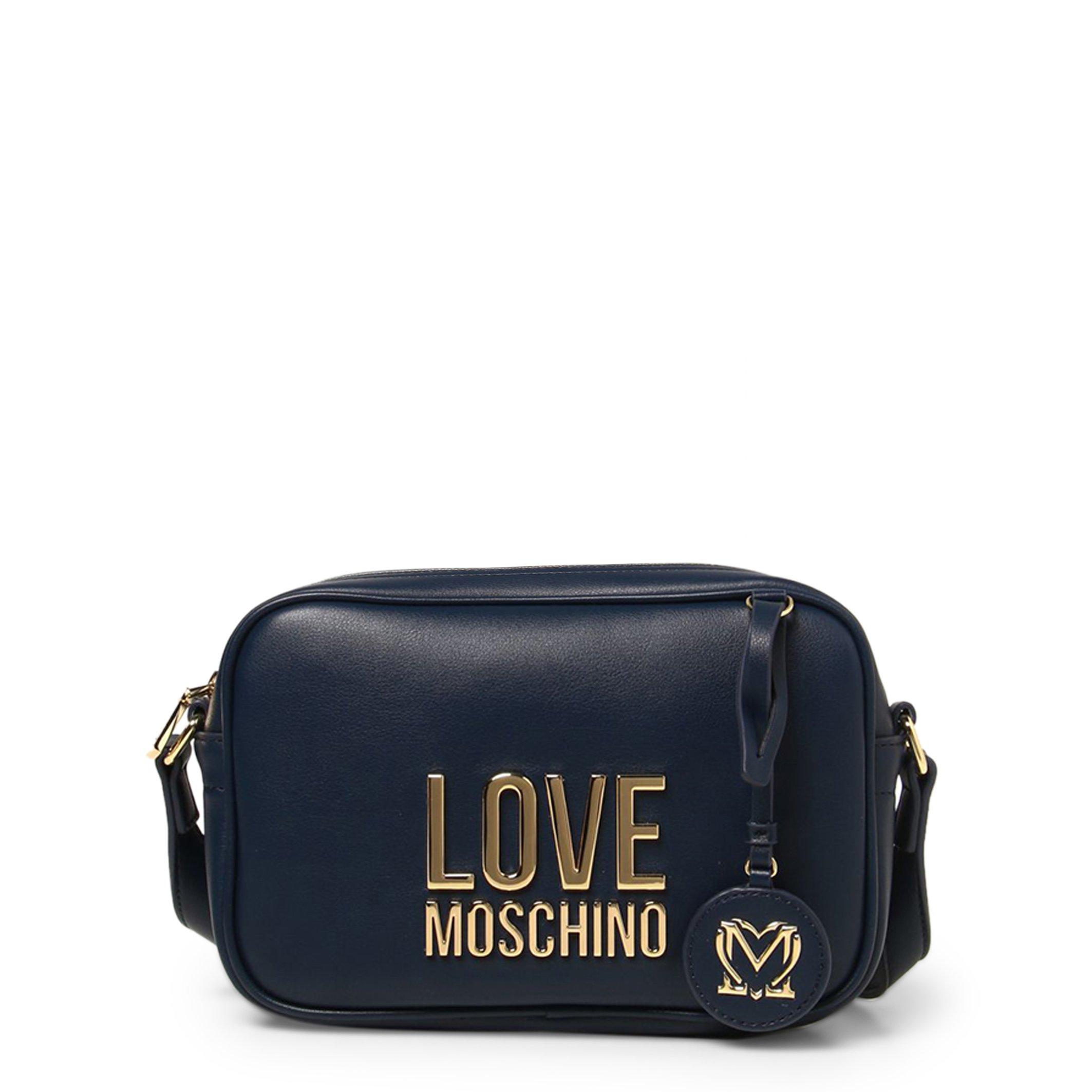 Love Moschino Women's Crossbody Bag Various Colours JC4107PP1DLJ0 - blue NOSIZE