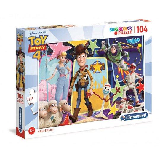 Disney Toy Story 4 Puslespill, 104 Biter