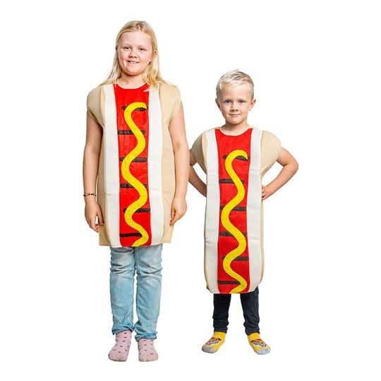 Hot Dog Barn Maskeraddräkt - One size