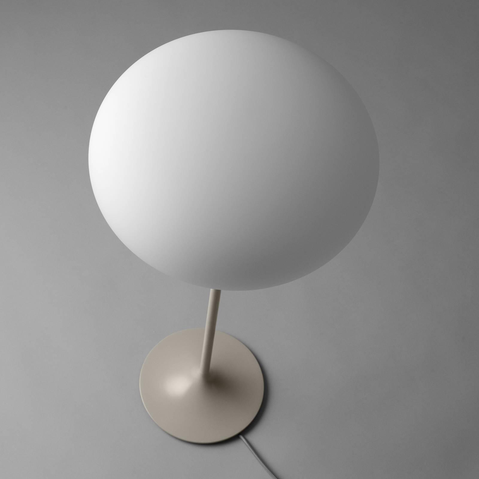 GUBI Stemlite -pöytävalaisin, harmaa, 70 cm
