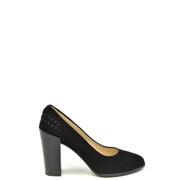 Tod`s Women's Pumps Shoe Black 186012 - black 35