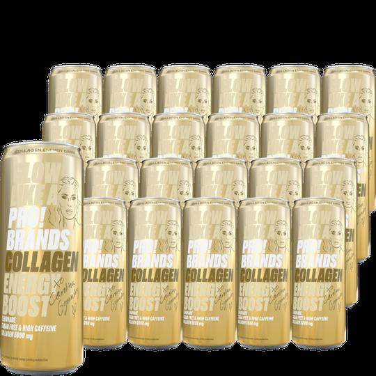 Energidryck Lemonad 24-pack - 78% rabatt