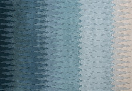 Acacia Ullteppe Blå 140x200 cm