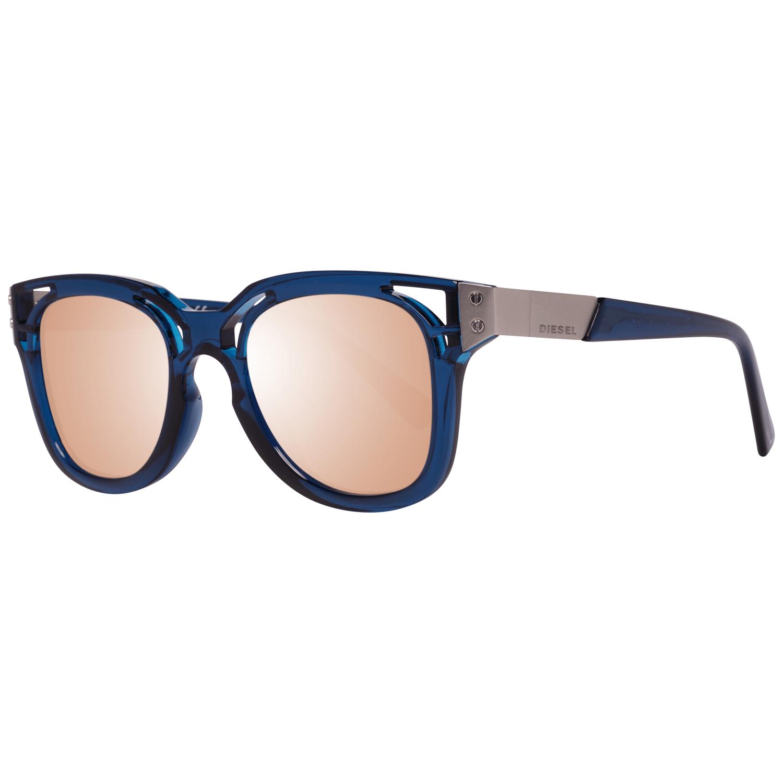 Diesel Women's Sunglasses Blue DL0232 4990Z