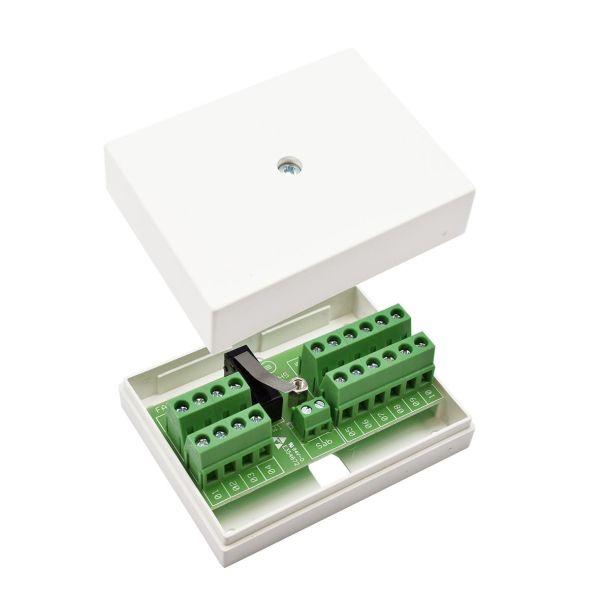Alarmtech 28920.03 Skjøteboks 20-polet, skruemodell