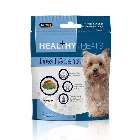 VetIQ Dog Healthy Treats Dental 70g