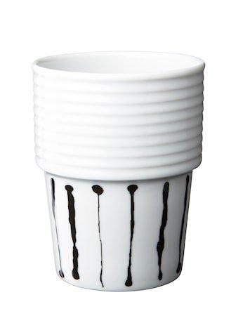 Filippa K Kaffe/tekrus 2 pk 31 cl Ink Stripe