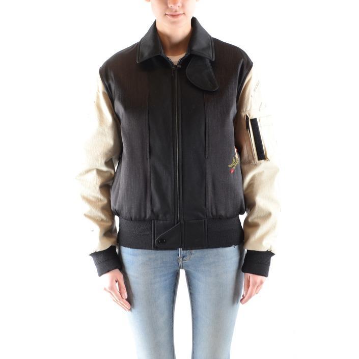 Saint Laurent Women's Jacket Multicolor 164737 - multicolor 38