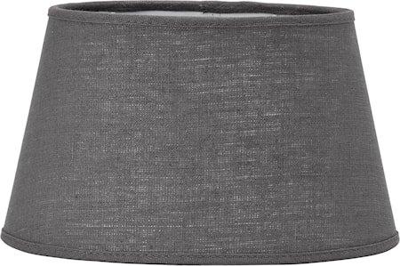 Indi Lampeskjerm Lin Grey 25 cm