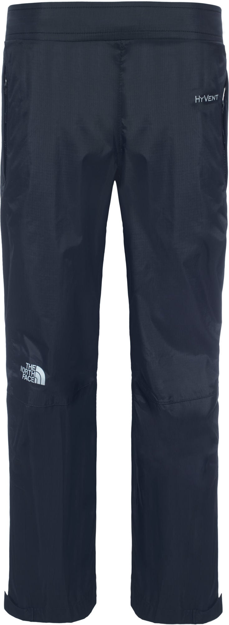 The North Face Resolve Regnbyxa, Black W/Reflective XS