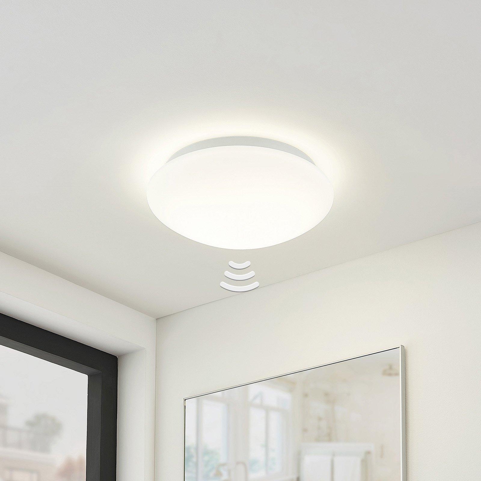 Arcchio Marlie LED-taklampe, sensor, 4 000 K