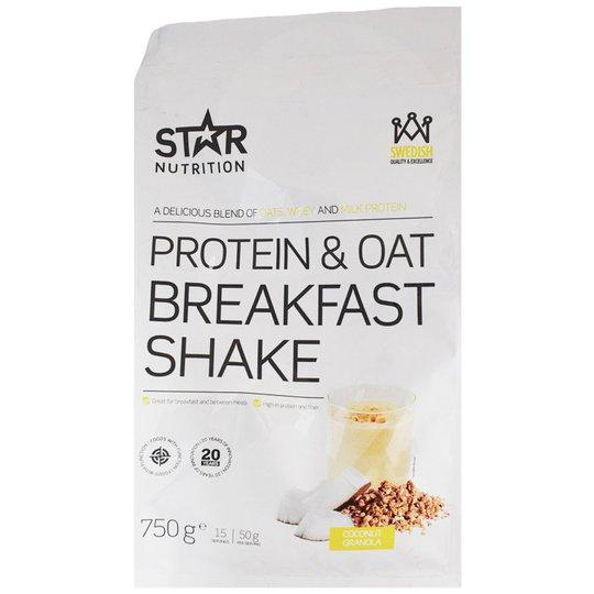 "Proteinpulver ""Coconut & Granola"" 750g - 34% rabatt"
