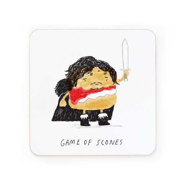 Game of Scones Coaster
