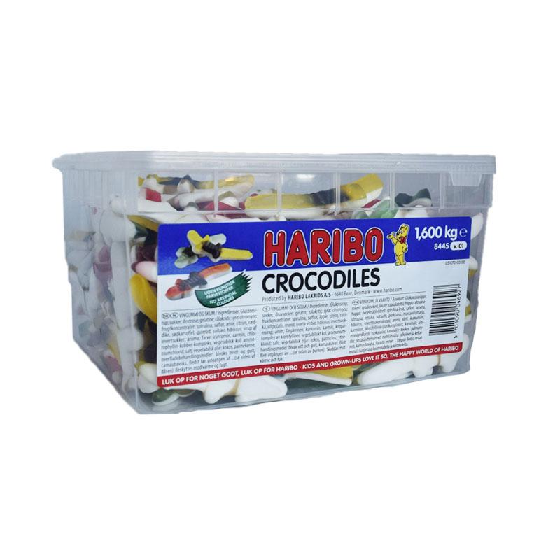 "Hel Låda ""Crocodiles"" 1,6kg - 61% rabatt"