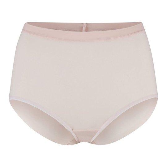 Trosor High Waist Chalk Pink Stlk M - 62% rabatt