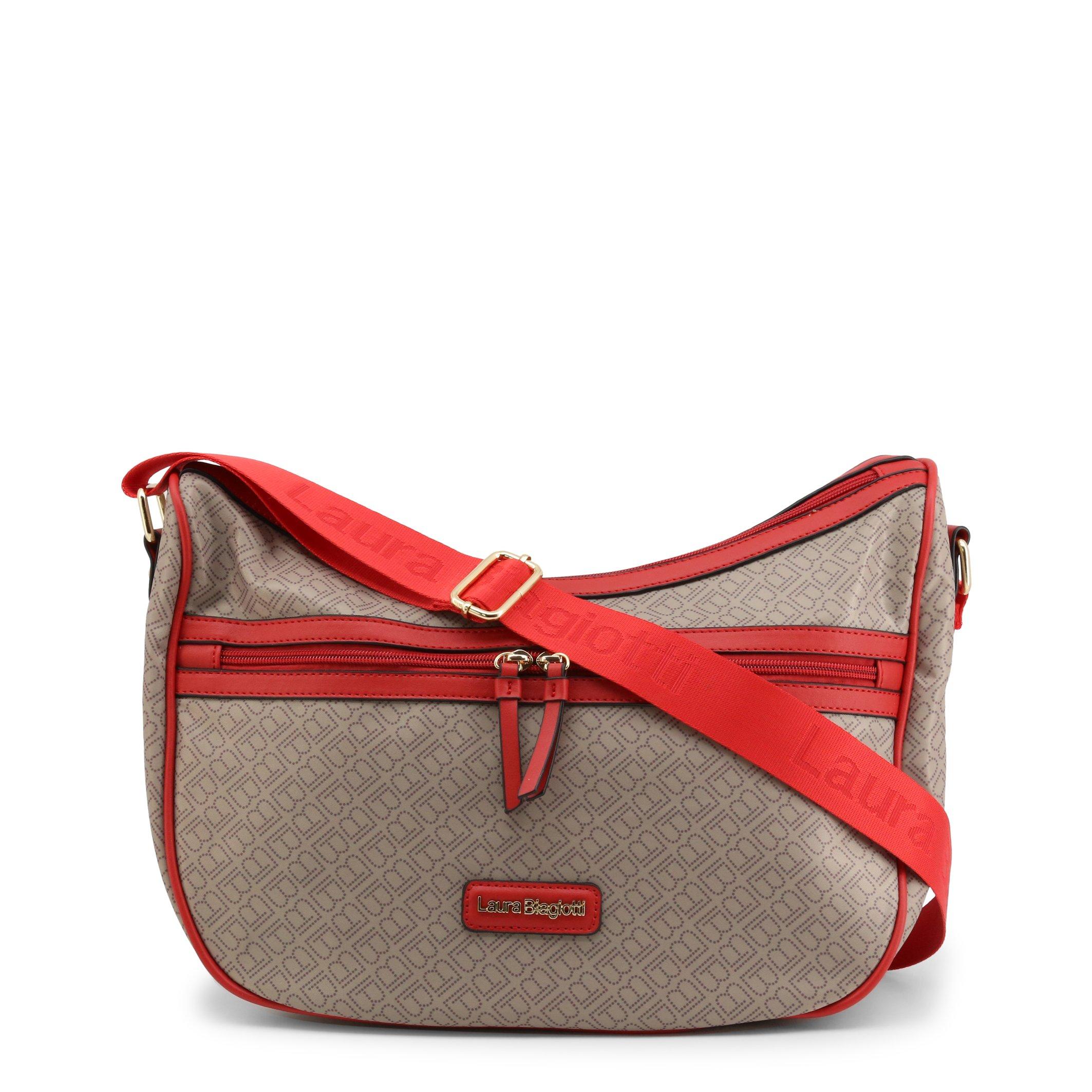 Laura Biagiotti Women's Crossbody Bag Brown Thia-105-11 - brown-3 NOSIZE
