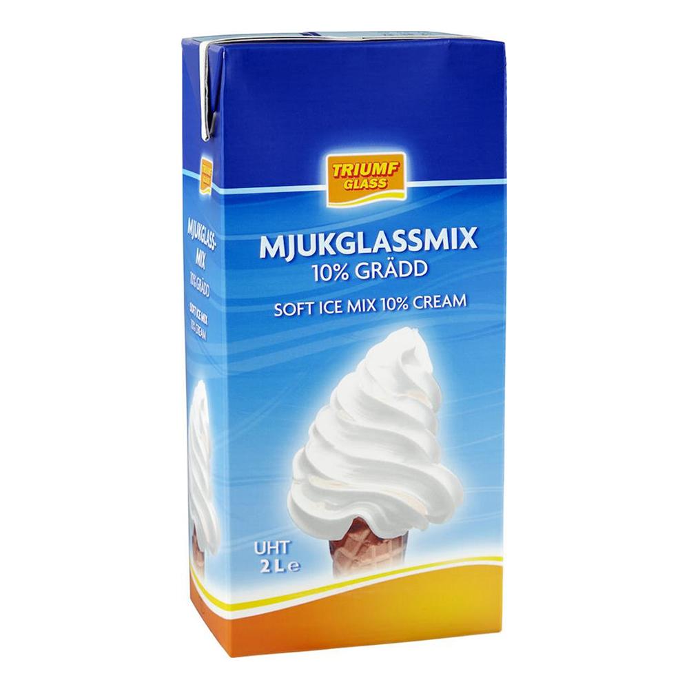 Triumf Glass Mjukglassmix - 10%
