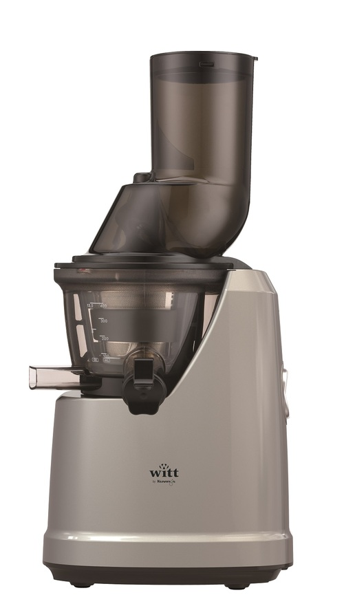 Witt By Kuvings B6200s Silver Slowjuicer -
