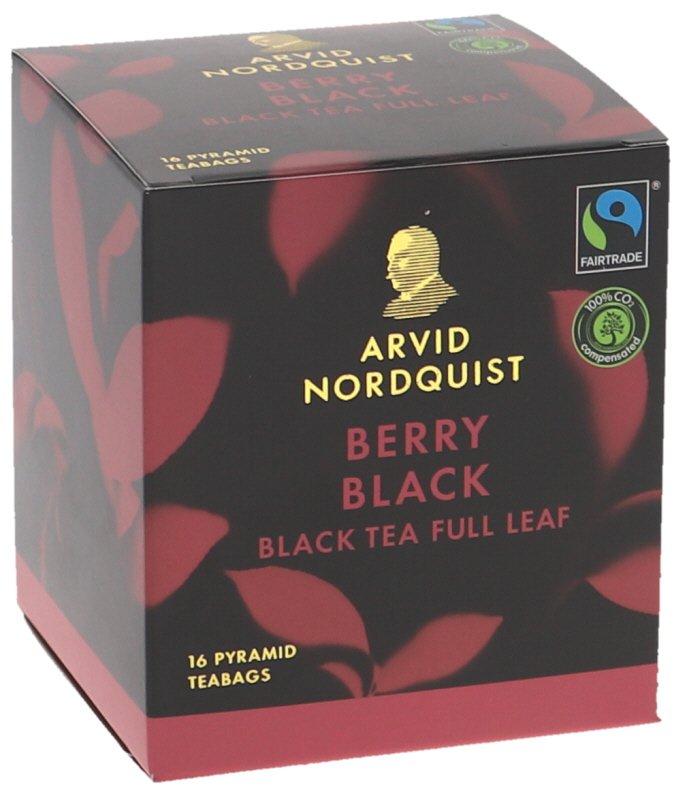 Musta Tee Berry - 45% alennus