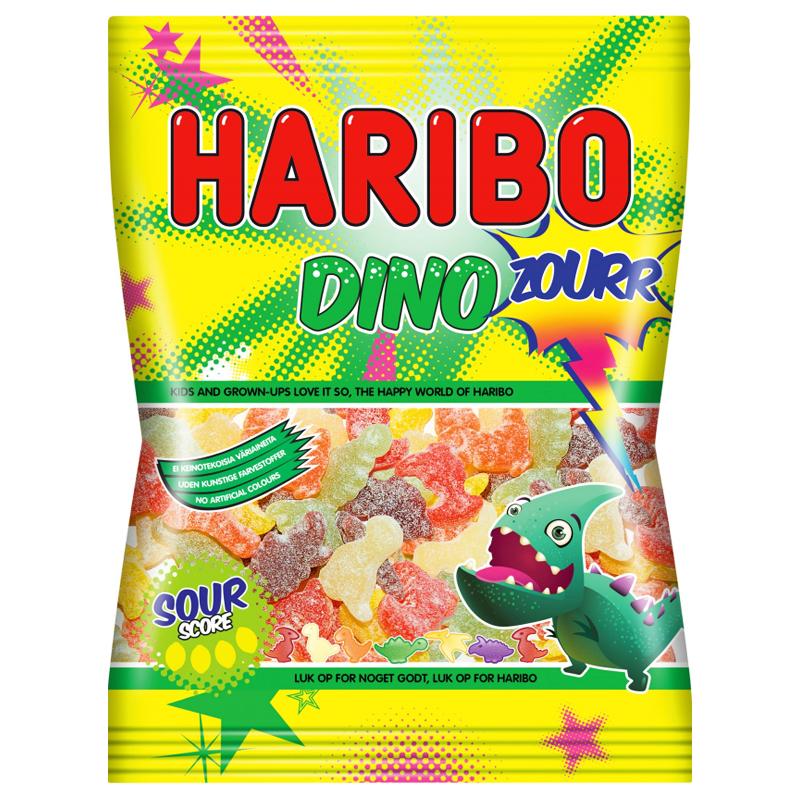 """Godis """"Dino Zourr"""" 135g - 22% rabatt"""