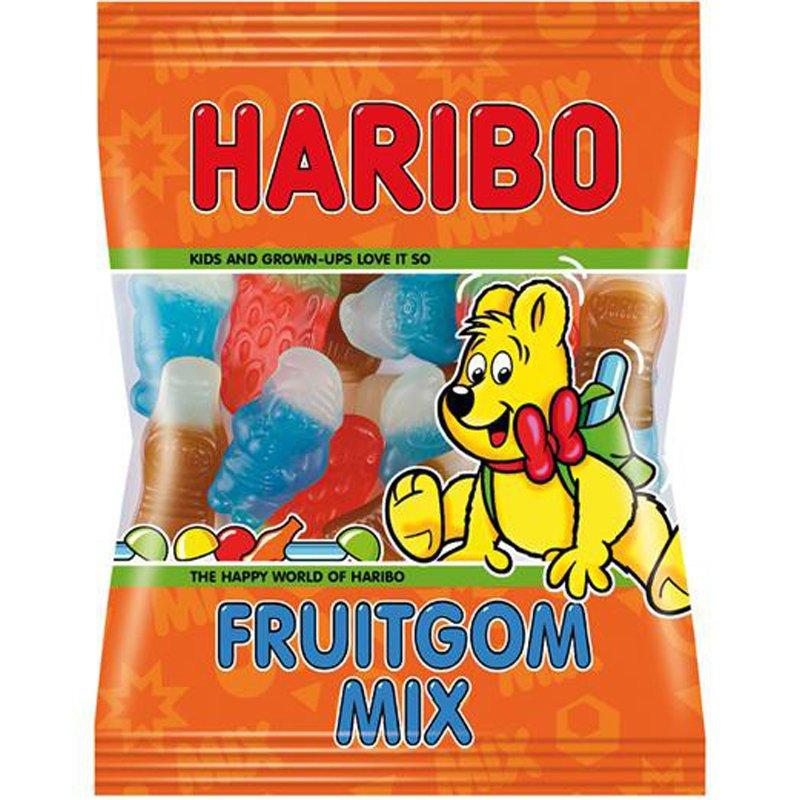 "Makeiset ""Fruitgom Mix"" 250g - 60% alennus"