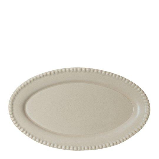 PotteryJo - Daria Fat Oval 35 cm Sand