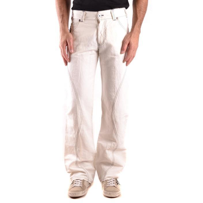 Armani Jeans Men's Jeans White 160856 - white 30