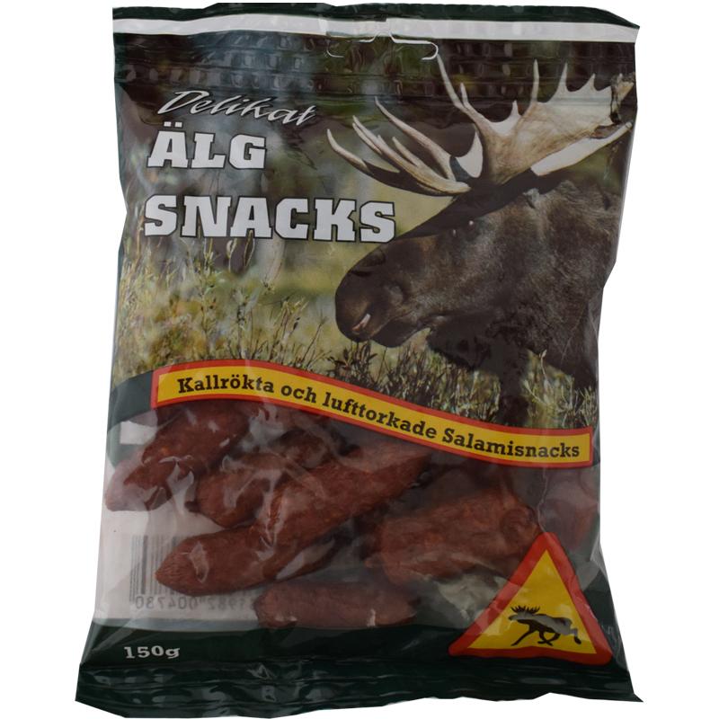 Salami Älgsnacks - 49% rabatt