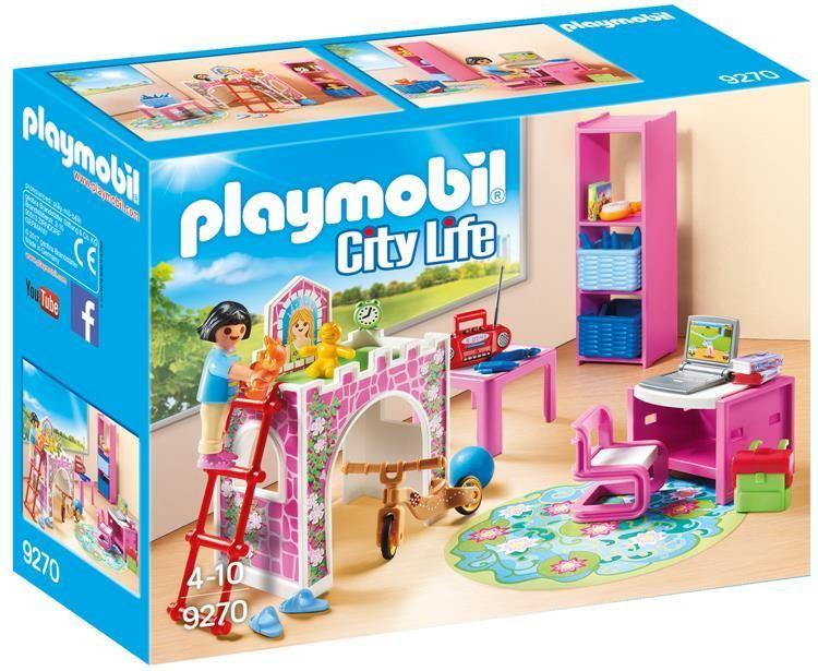 Playmobil 9270 Ihana Lastenhuone