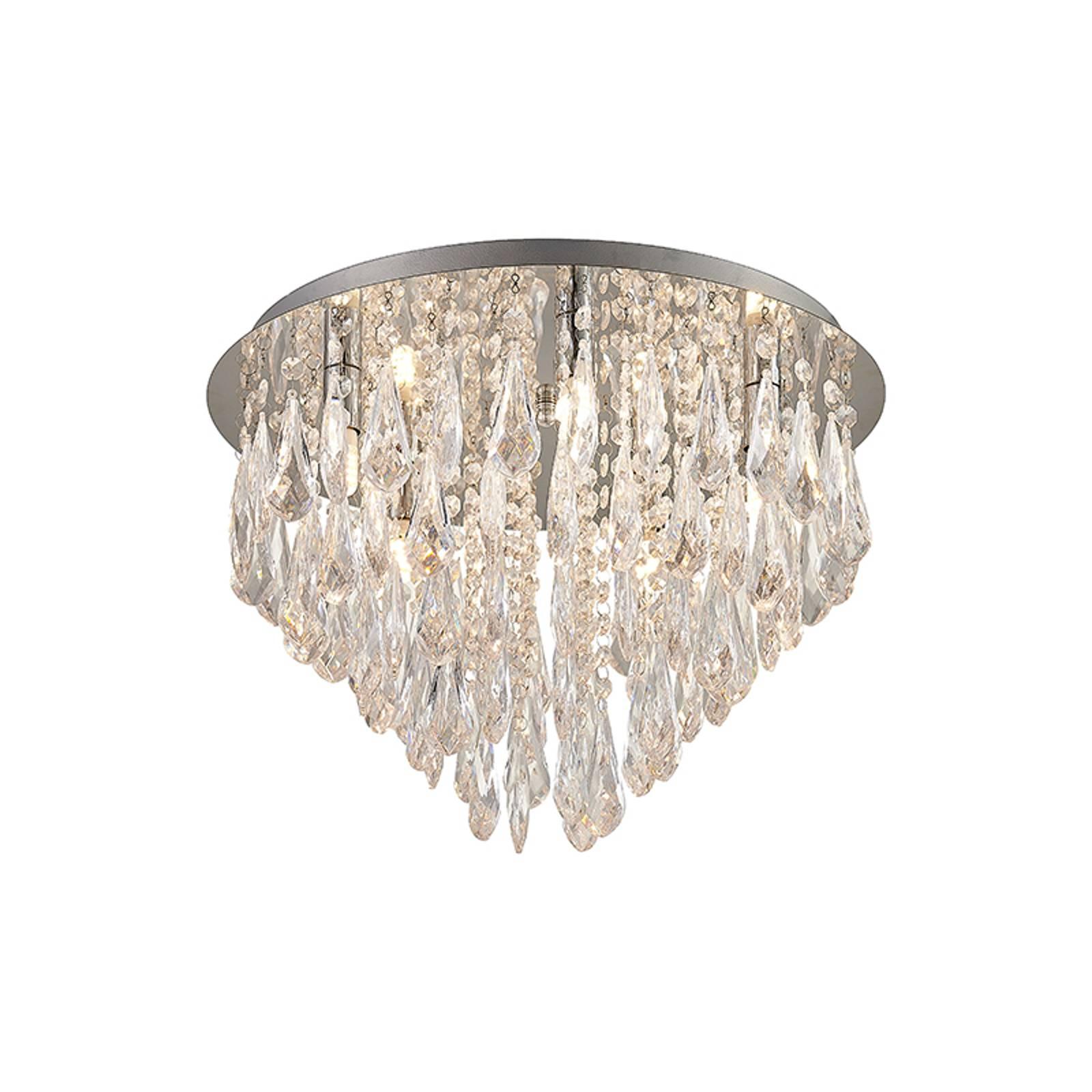 Lindby Mavinus -kattovalaisin, 5-lamppuinen