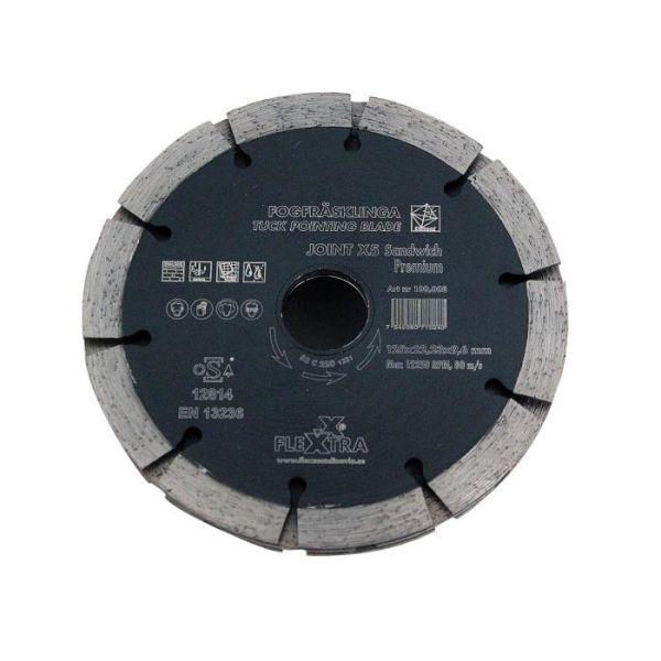 Flexxtra 100.008 Fugefresklinge 125 mm