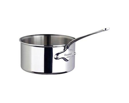 Cook Style kasserolle 0,8 liter blank stål
