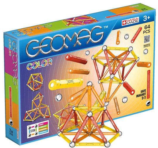 Geomag Byggesett Color 64