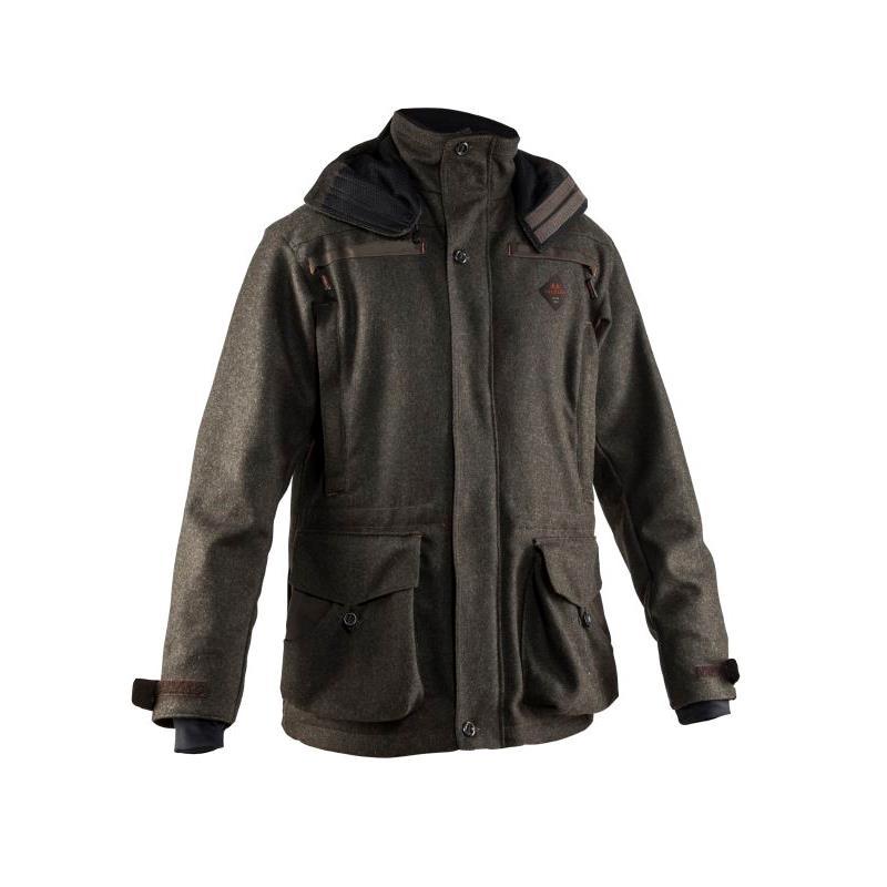 Swedteam Vist Loden Classic M C52 Lang klassisk jakke