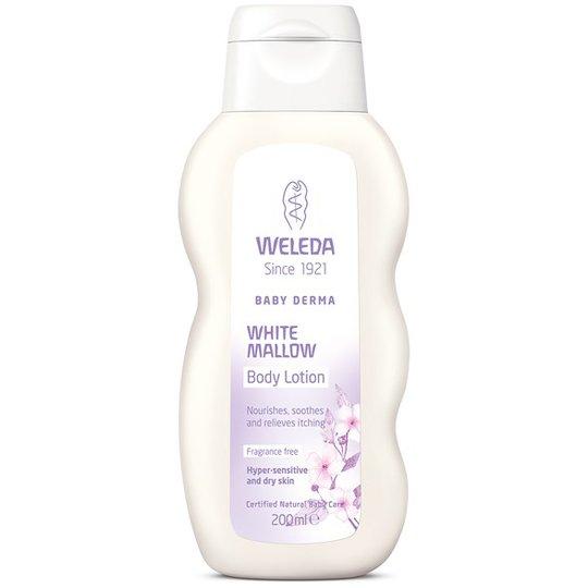 Weleda White Mallow Body Lotion, 200 ml