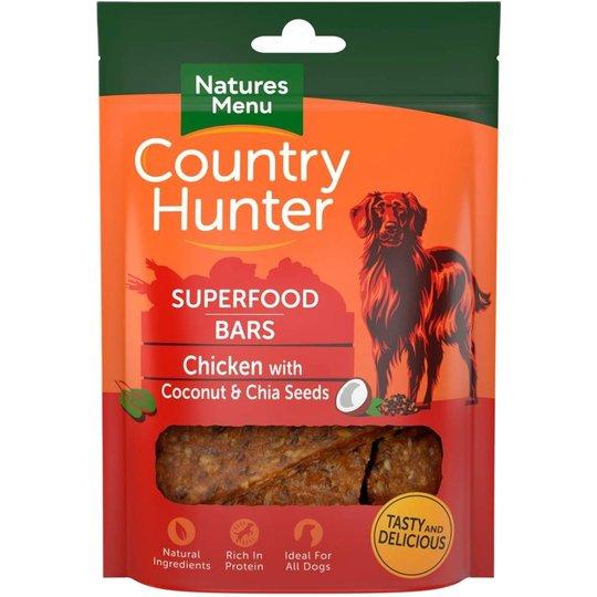 NaturesMenu Country Hunter Bar Kyckling 100 g