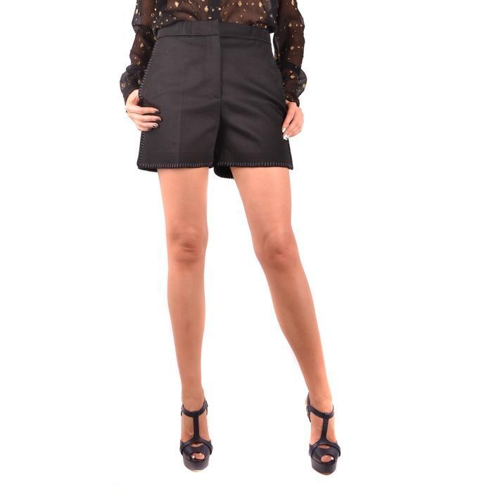 Fendi Women's Short Black 164428 - black 40