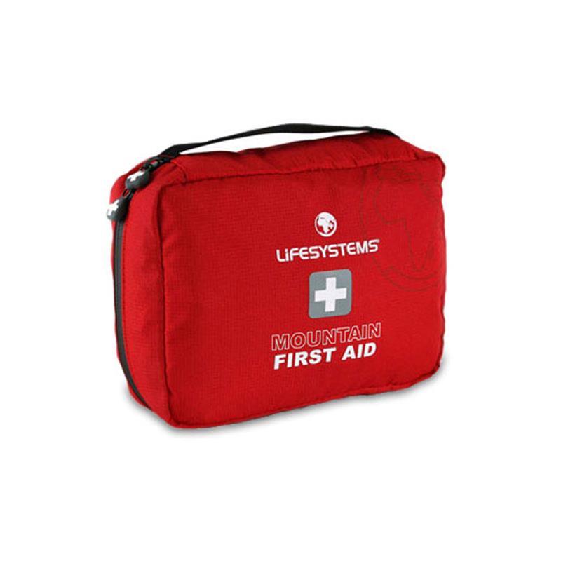 Lifesystems Mountain Førstehjelps kit med 50 deler, 700g