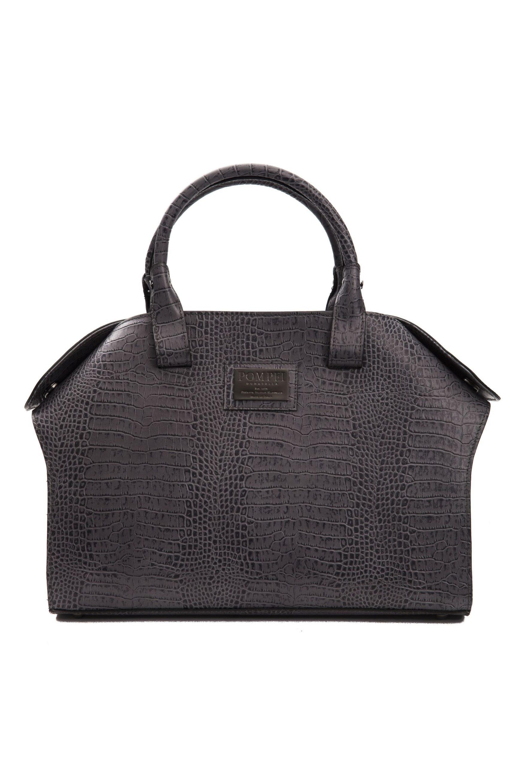 Pompei Donatella Women's Handbag Grey PO667714