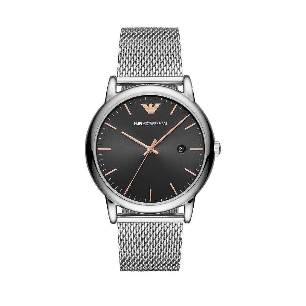 Emporio Armani Men's Watch Grey AR11272 - grey NOSIZE